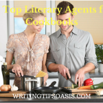 19 Top Literary Agents for Cookbooks