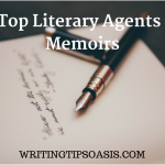 19 Top Literary Agents for Memoirs