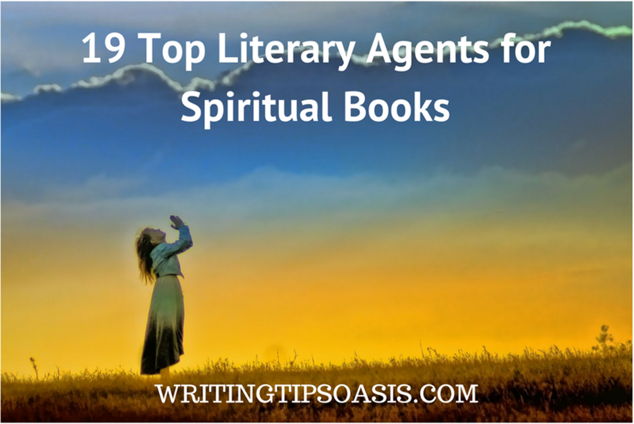 literary agents for spiritual books