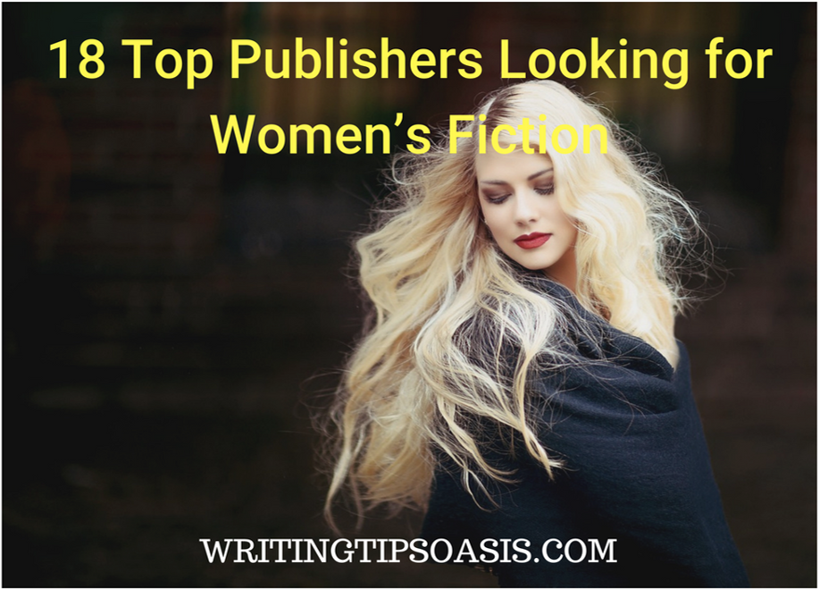 publishers looking for women's fiction