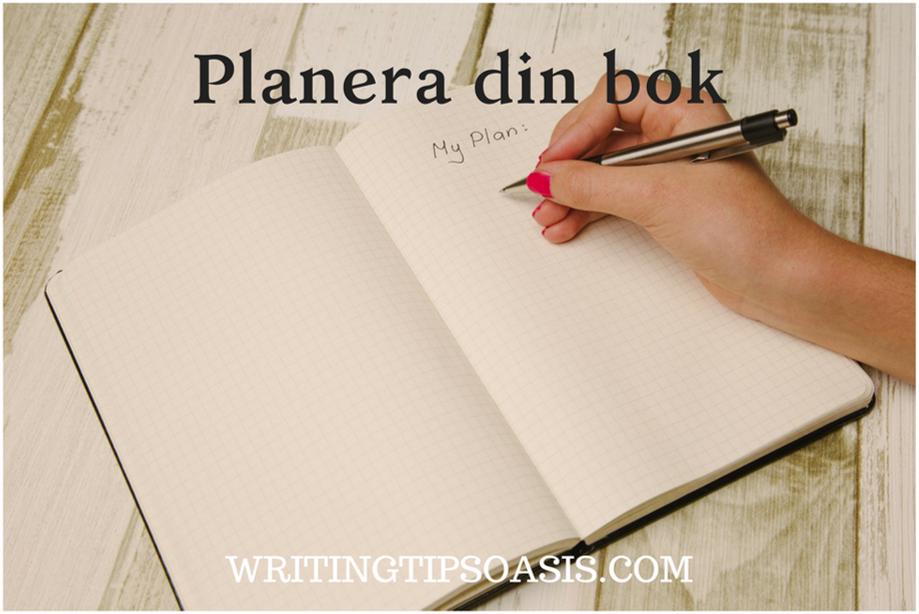 skriv en bok