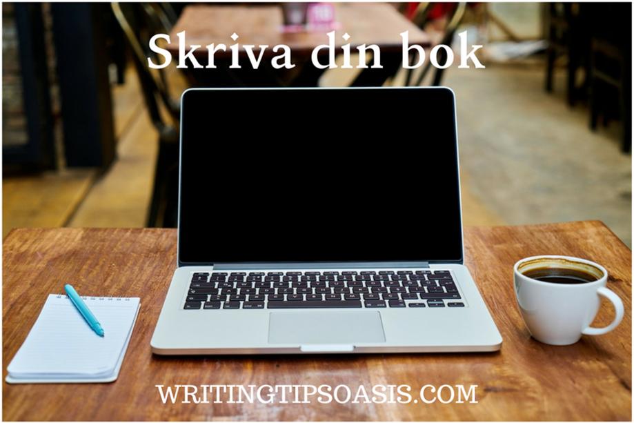skriva böcker