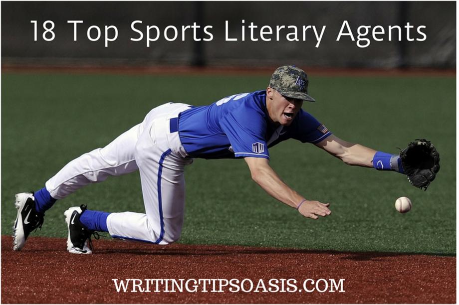 sports literary agents