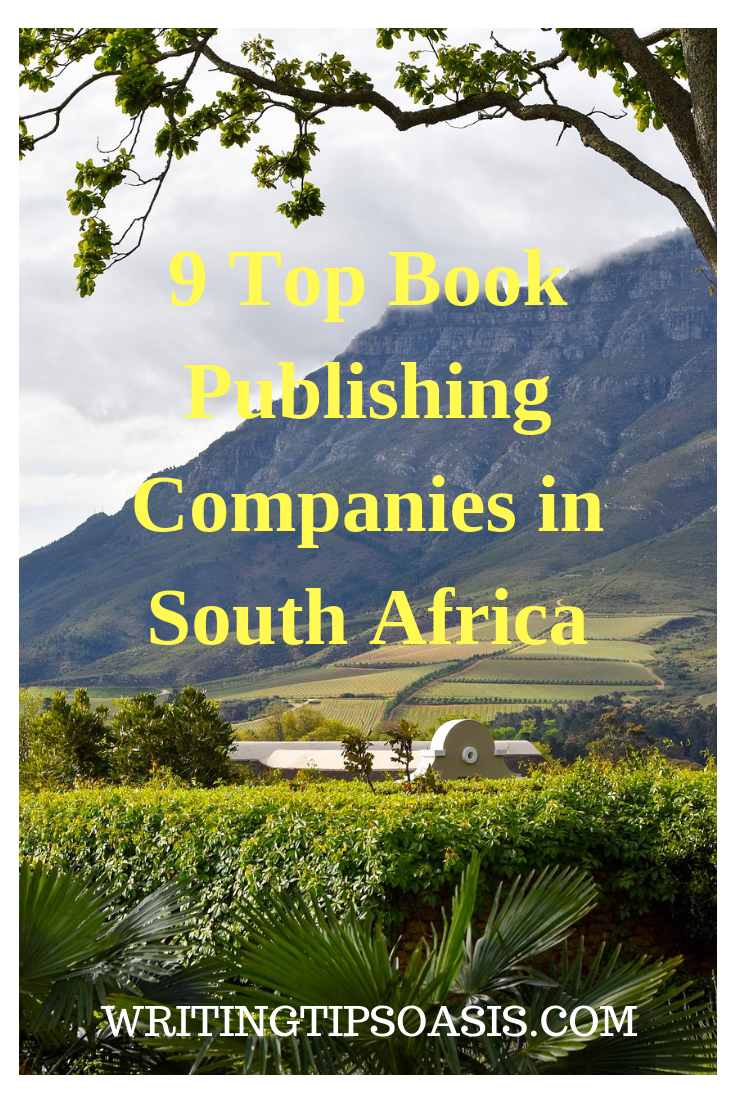book publishers in south africa