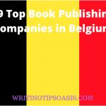 19 Top Book Publishing Companies in Belgium