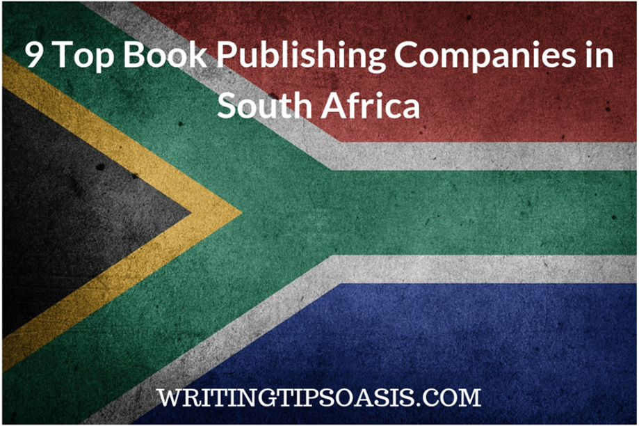book publishing companies in south africa