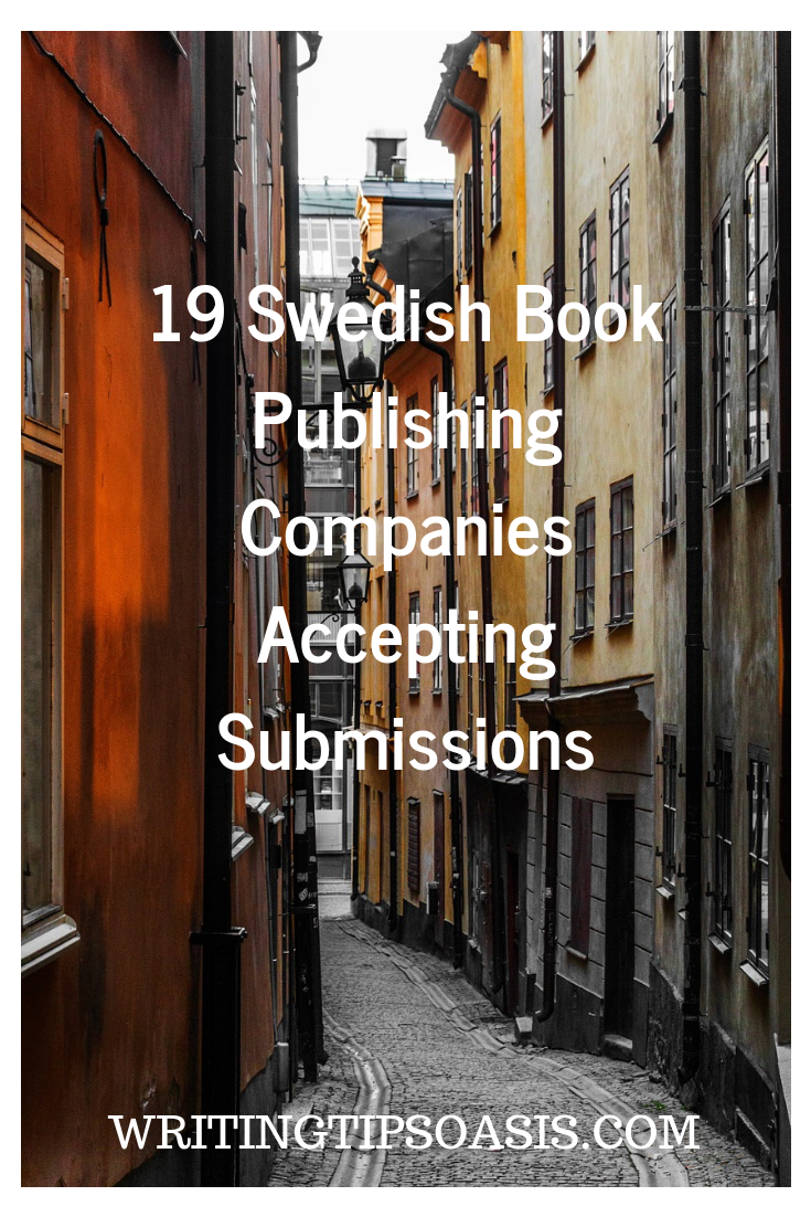 book publishing companies in sweden