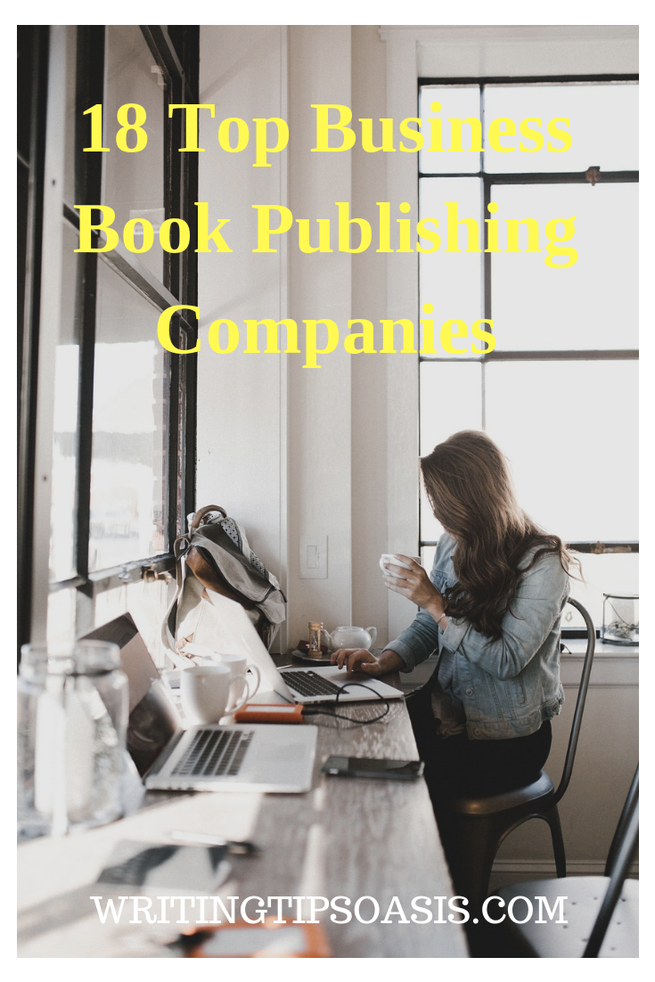 business book publishers