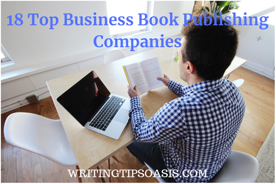business book publishing companies
