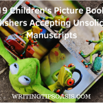 19 Children's Picture Book Publishers Accepting Unsolicited Manuscripts