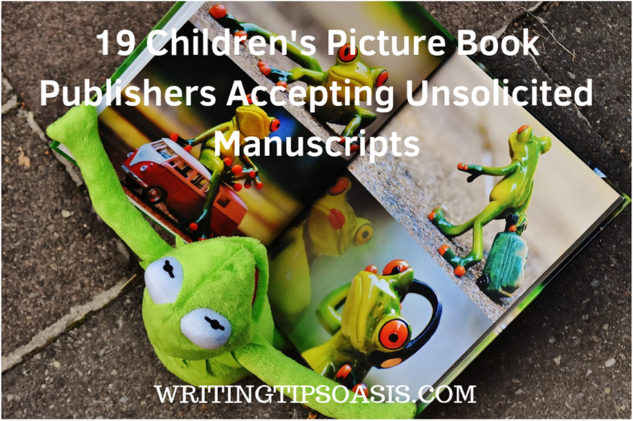 children's picture book publishers accepting unsolicited manuscripts