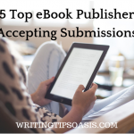 15 Top eBook Publishers Accepting Submissions