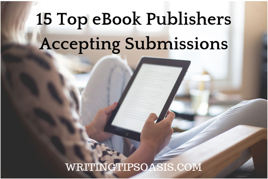 ebook publishers accepting submissions