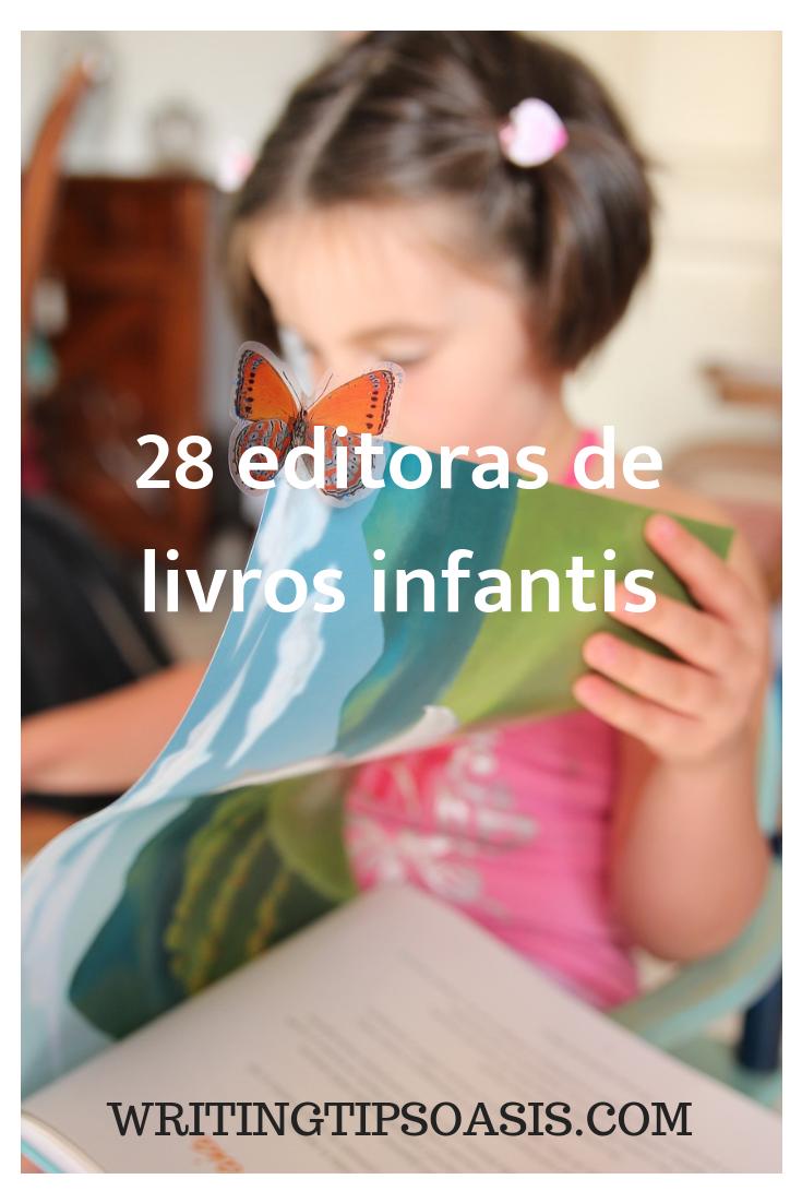 editoras de livros infantil
