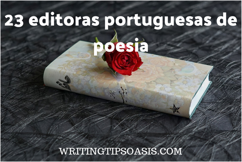 editoras portuguesas de poesia