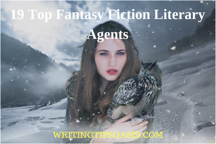 fantasy fiction literary agents