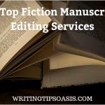 19 Top Fiction Manuscript Editing Services