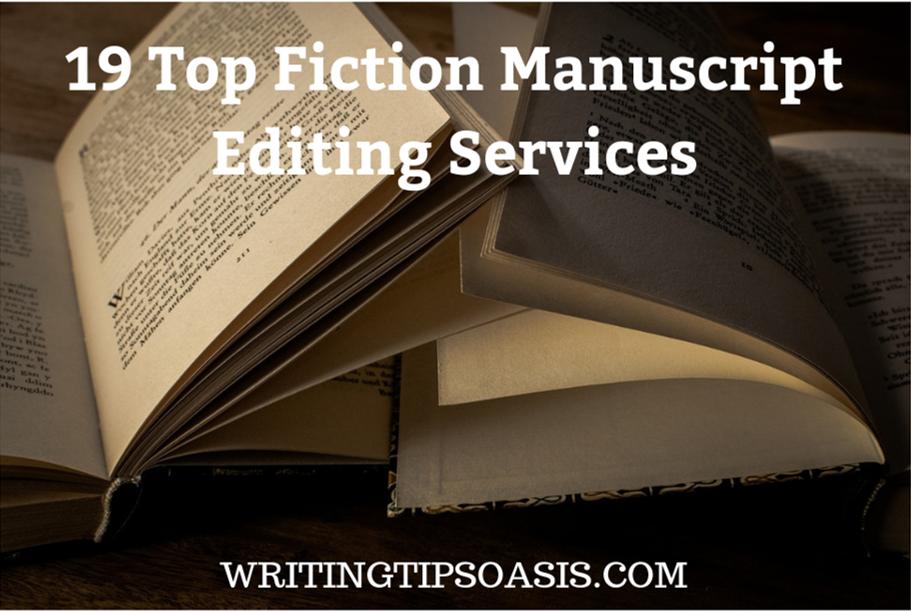 fiction manuscript editing services