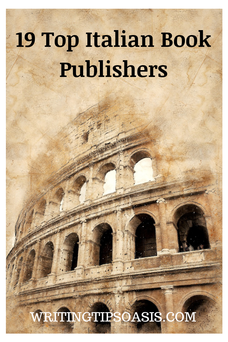 italian book publishers