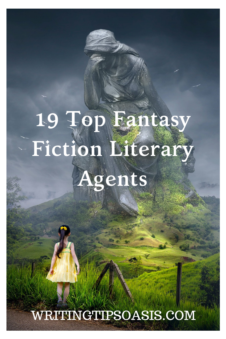 literary agents for fantasy fiction