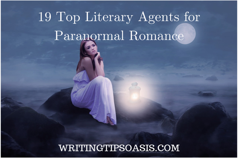 literary agents for paranormal romance
