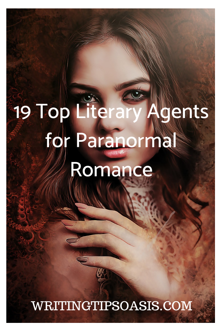 literary agents seeking paranormal romance