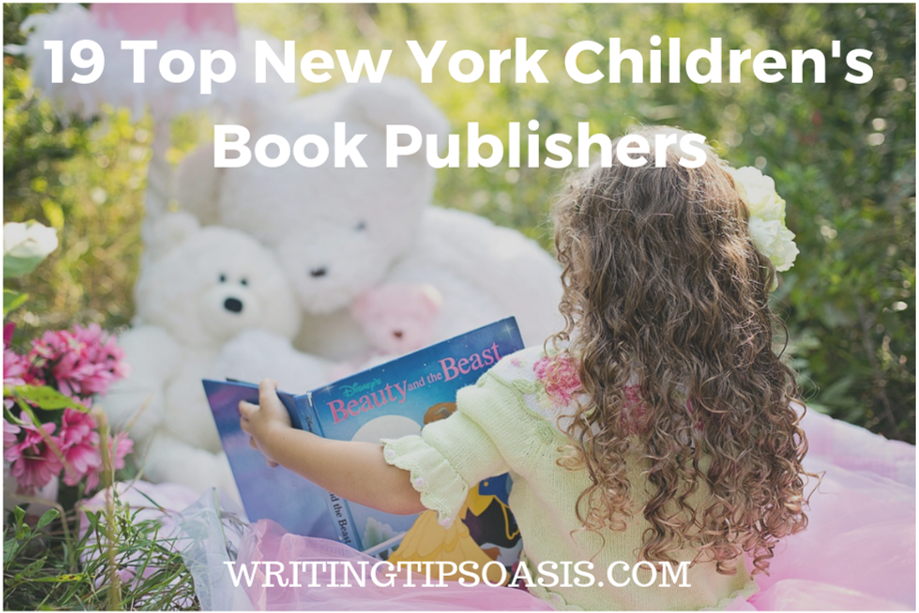 new york children's book publishers