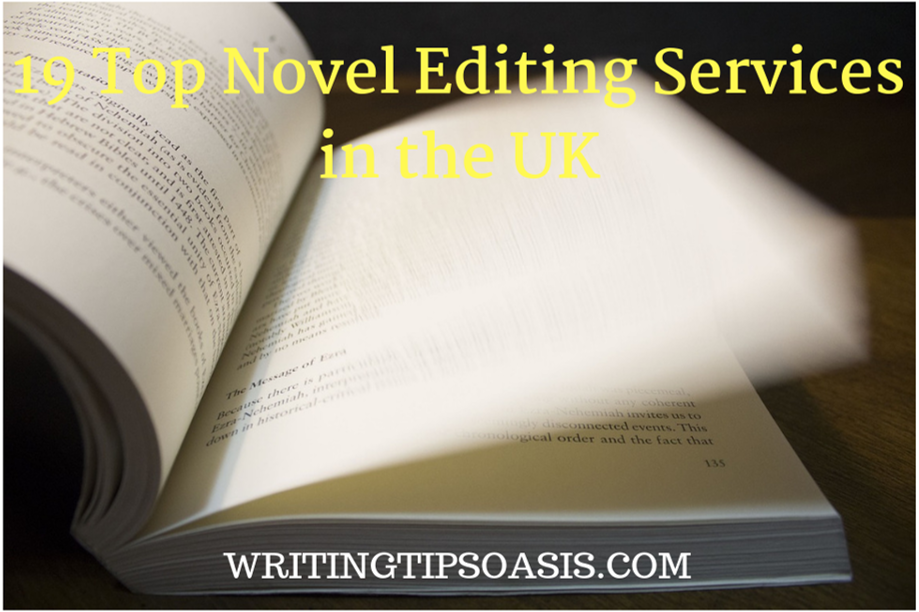 novel editing services in the uk