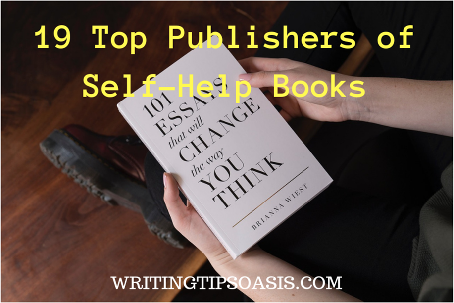 publishers of self-help books