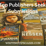 19 Top Publishers Seeking Submissions