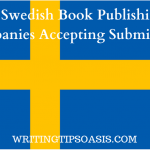 19 Swedish Book Publishing Companies Accepting Submissions