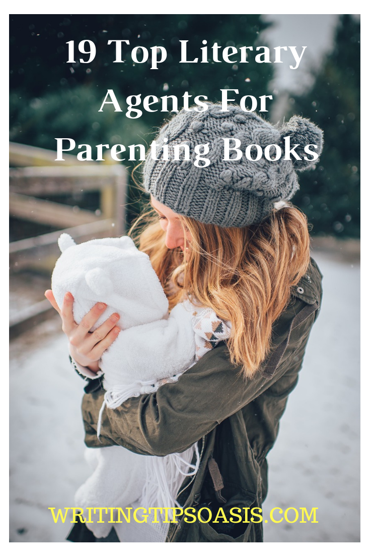 top literary agents for parenting books