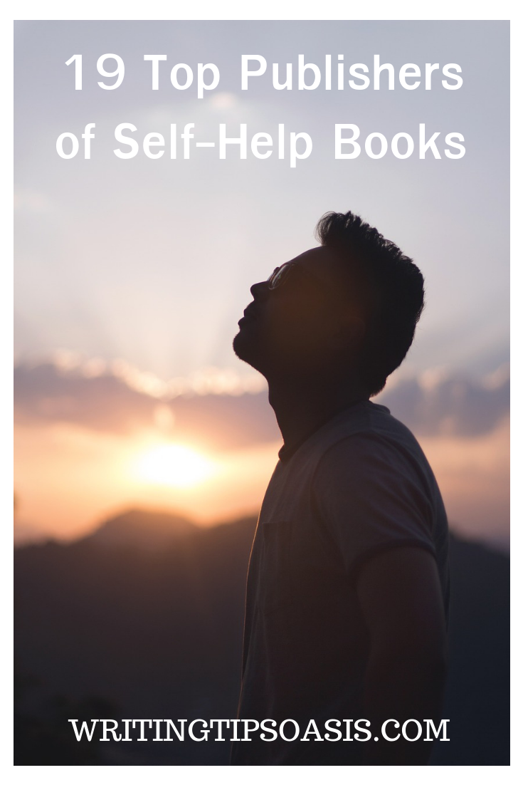top publishers of self-help books