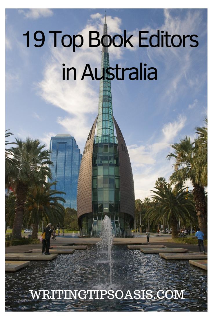 australian book editors