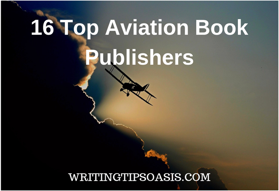aviation book publishers