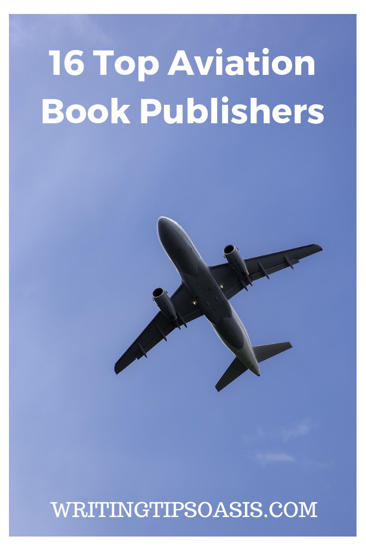 aviation book publishing companies
