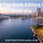 book editors in australia
