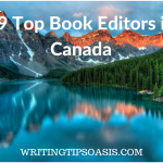 book editors in canada