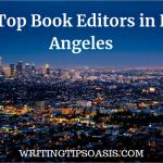 book editors in los angeles