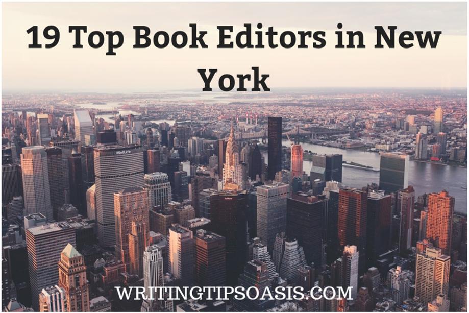 book editors in new york