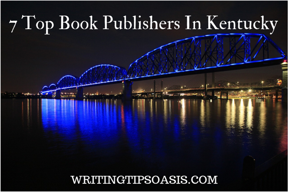 book publishers in kentucky