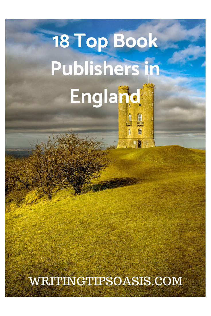book publishing companies in england