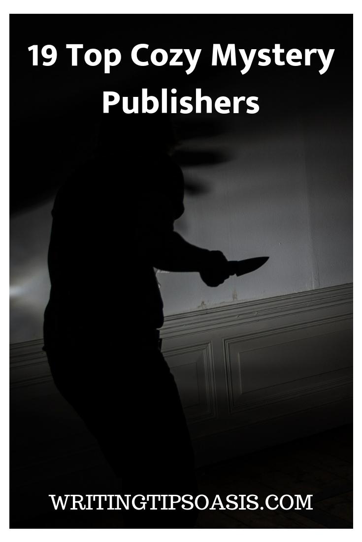 cozy mystery publishers