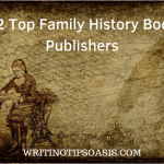 family history book publishers