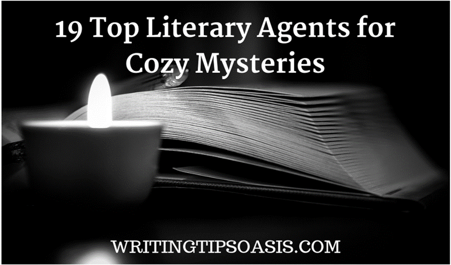 literary agents for cozy mysteries