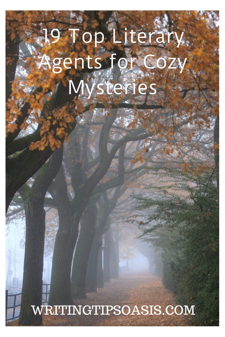 literary agents looking for cozy mysteries
