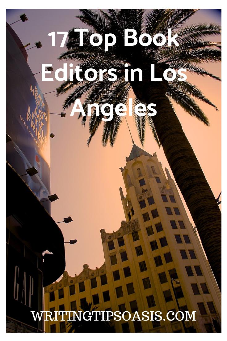 los angeles book editors