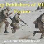 19 Top Publishers of Military Fiction