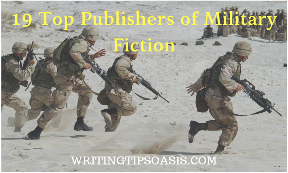 publishers of military fiction