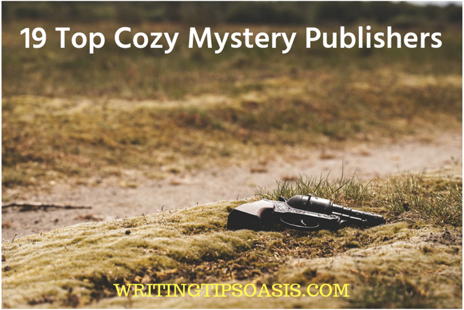 top cozy mystery publishers